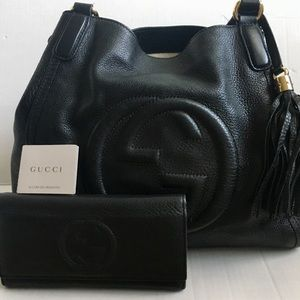 Gucci Soho Bag & Wallet